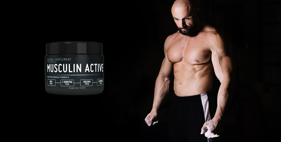 Musculin Active - Dosaggio e modalità di utilizzo
