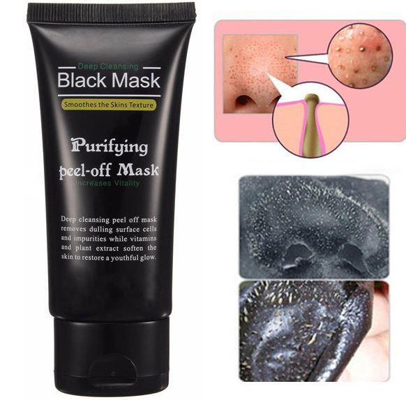 Come si usa la Black Mask?