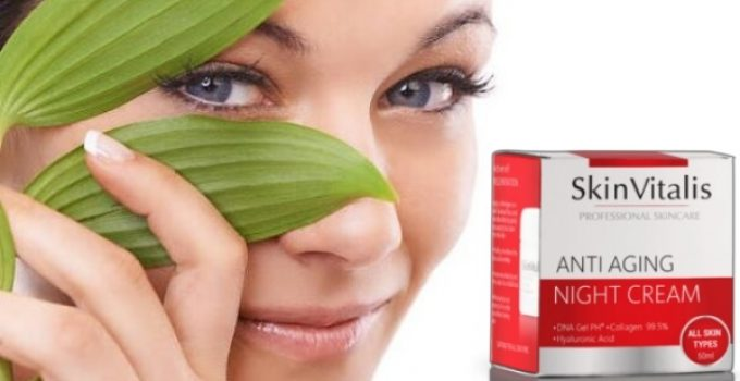SkinVitalis Ingredienti