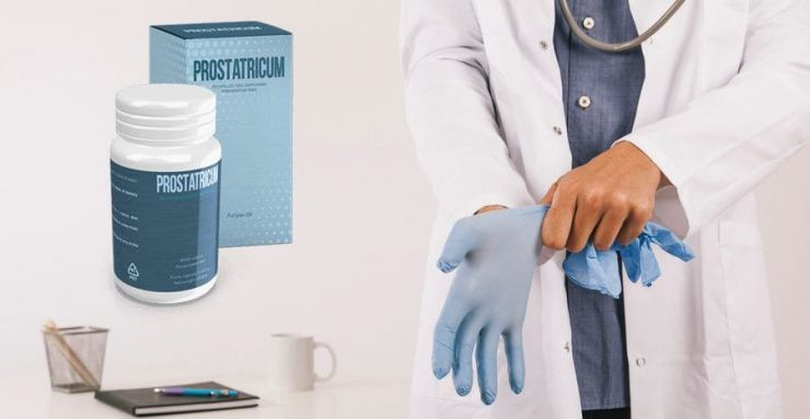 Composizione del prostatricum