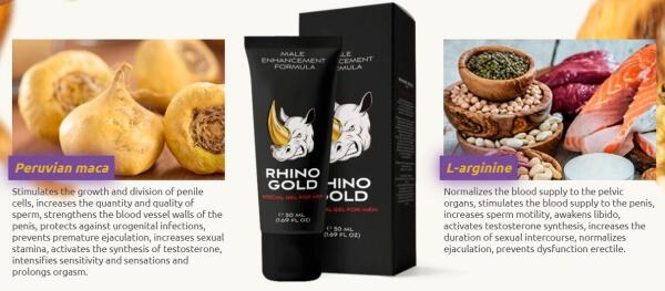 Come si usa Rhino Gold Gel?