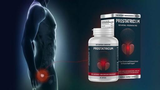 Cos'è il Prostatricum?