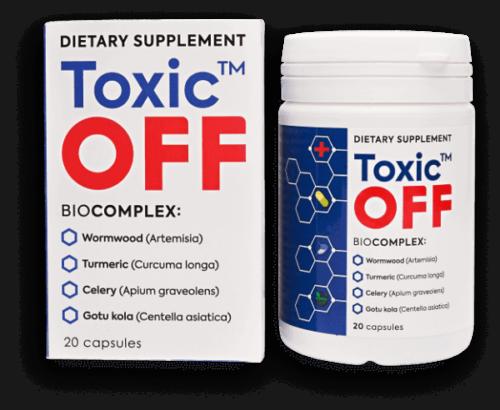 Toxic Off capsule – Recensioni Vere 2021, Farmacia, Prezzo e Funziona?