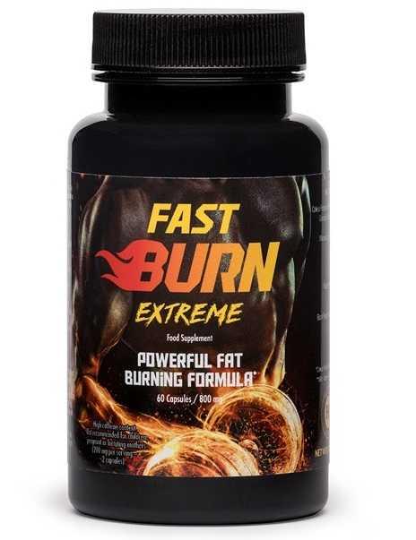 Fast Burn Extreme capsule – Recensioni Vere 2021, Farmacia, Prezzo e Funziona?