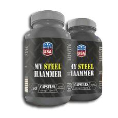 My Steel Haammer capsule – Recensioni Vere 2021, Farmacia, Prezzo e Funziona?