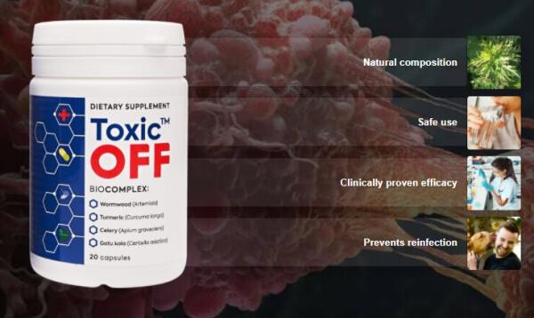 Toxic Off - prezzo e dove comprare? Amazon o farmacia?