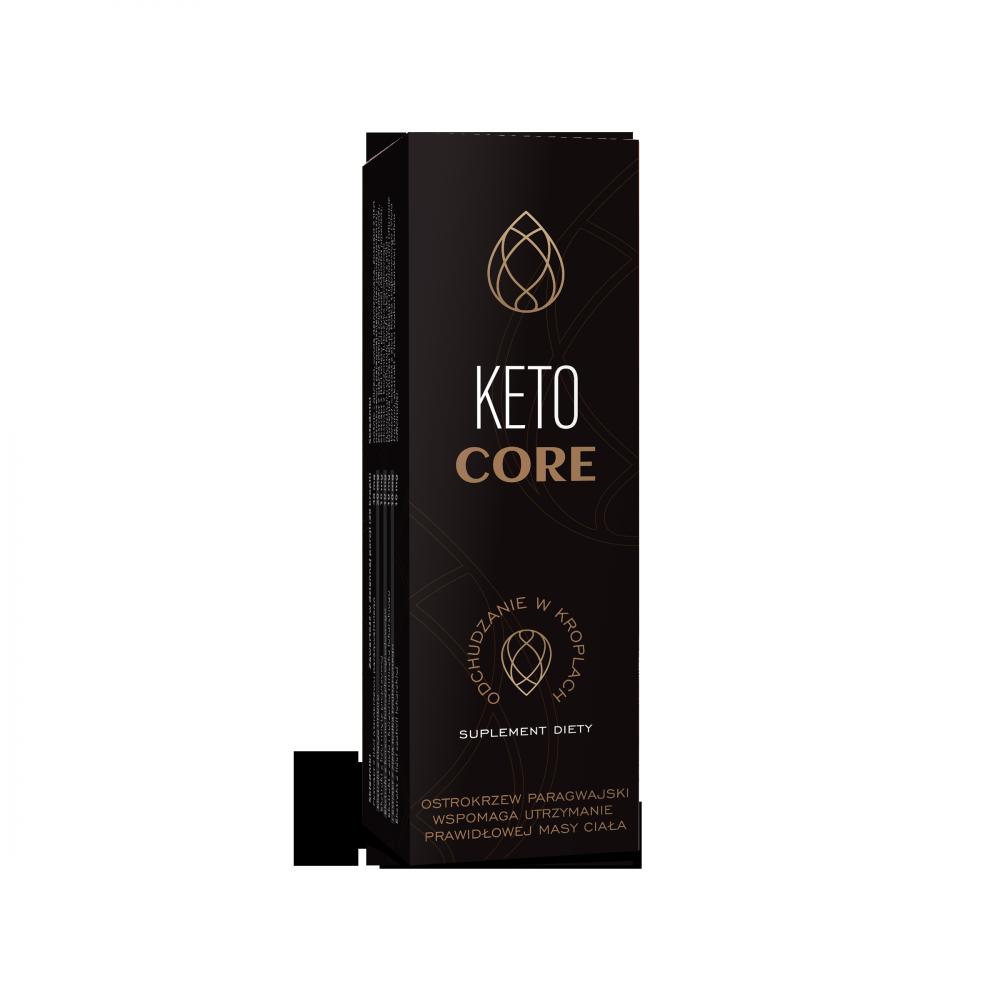 Keto Core drops - recensioni, ingredienti, prezzo, dove acquistare?