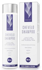 Chevelo Shampoo - opinioni, ingredienti, prezzo, dove comprare?