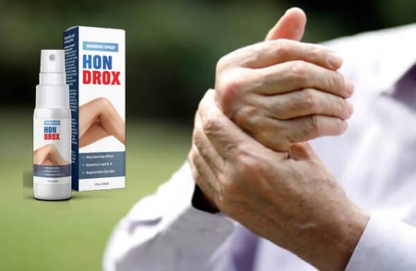Hondrox - quali ingredienti contiene la formula dello spray?